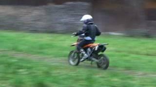 Download Valentin Jufer KTM SX 65 2009 Video