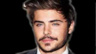 Download Zac Efron's changing face - 24 years in 40 seconds morph Video