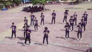 Download Dân vũ Chicken Dance 11B5 - TNH Video