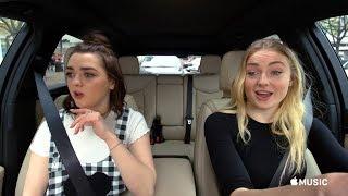 Download Carpool Karaoke: The Series — Sophie Turner & Maisie Williams Preview — Apple TV app Video