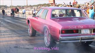 Download Veltboy314 - Box Chevy on 30's Getting Some Track Action Video