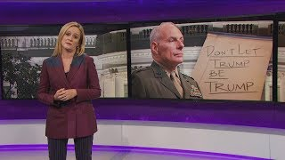 Download General Kelly v. ″Honorable″ Omarosa | September 20, 2017 Act 2 | Full Frontal on TBS Video