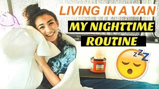 Download Solo Female Van Life: MY NIGHT ROUTINE 😴 Summer 2018 | Hobo Ahle Video