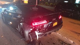 Download My Audi R8 Got Completely Destroyed Video