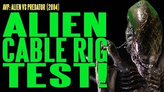 Download AVP Alien Cable Rig Test BTS Video
