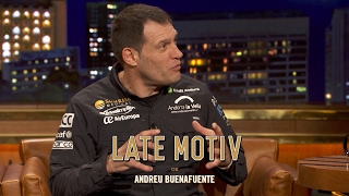 Download LATE MOTIV - Albert Llovera. ″Soñar es muy importante″ | #LateMotiv193 Video