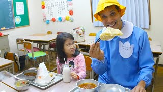 Download World's Best School Lunch ★ ONLY in JAPAN Video