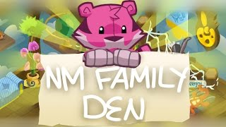Download Family Den Tutorial - NM EDITION! | Animal Jam Video