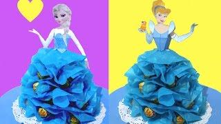 Download Centro de mesa de Princesas con Chupa Chups o caramelos. Lollipop princess Video