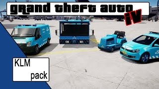 Download GTA 4 KLM pack Video