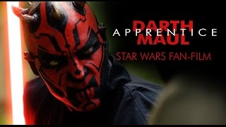 Download DARTH MAUL: Apprentice - A Star Wars Fan-Film Video