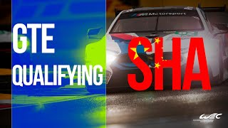 Download 2018 6 Hours of Shanghai - Start of the GTE qualifying session Video