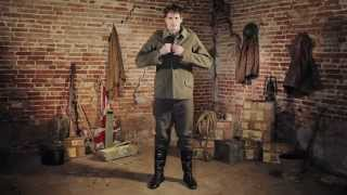 Download A Soldier's Kit - WW1 Uncut: Dan Snow - BBC Video