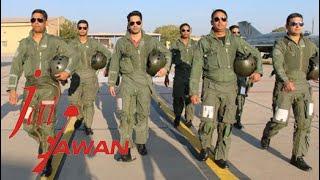 Download Jai Jawan: Varun Dhawan Tries Out An Air Force Jet Simulator, G-Suit Video