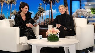 Download Penelope Cruz Tries to Teach Ellen Spanish Video