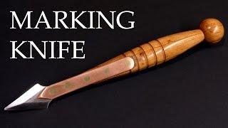 Download Making a vintage marking knife Video