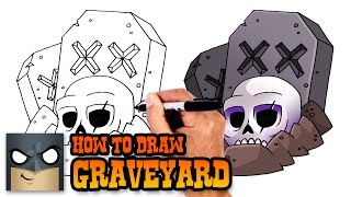 Download How to Draw Clash Royale | Graveyard Video