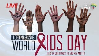Download World Aids Day Commemoration, 1 December 2016 Video