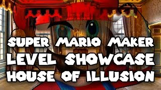 Download Super Mario Maker - Level Showcase - House of Illusion Video