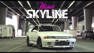 Download Downshift: Nissan Skyline GTR R32 4K Ultra HD Video