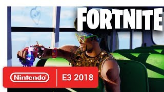 Download Fortnite - Nintendo Switch Trailer - Nintendo E3 2018 Video
