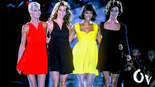 Download Gianni Versace I MUSES I Naomi , Cindy ... I Part 1 Video