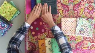 Download Slow & Steady By Tula Pink Unboxing Video Video