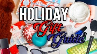 Download HOLIDAY GIFT GUIDE IDEAS FOR EVERYONE!! 2016 // Jill Cimorelli Video