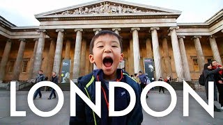 Download TAKING 9 KIDS INTO LONDON ON THE TUBE : Traveling Family of 11 Video