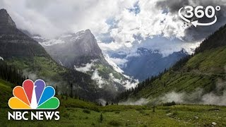 Download Glacier National Park's Going-To-The-Sun Road | 360 Video | NBC News Video