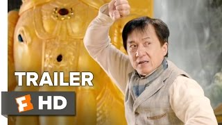 Download Kung Fu Yoga Official Trailer 1 (2017) - Jackie Chan Movie Video