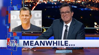 Download Meanwhile... Josh Brolin's Butthole Is Sunburned Video