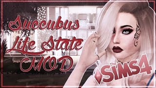 Download SUCCUBUS Life State MOD | Review | The Sims 4 Video