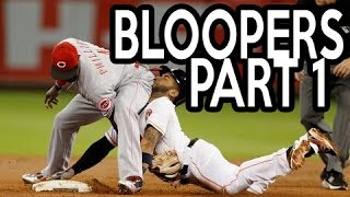 Download MLB: Funny Baseball Bloopers of 2016, Part One (HD) Video