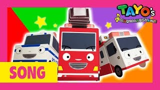 Download Tayo The brave cars and it's paper toys! l Tayo's Sing Along Show 1 l Tayo the Little Bus Video