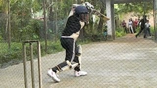 Download Young Little Cricketer Krishna Narayan - Video # 9 Video