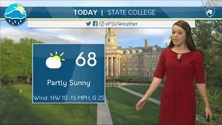 Download Carmen's Thursday Morning Forecast (10-19-17) Video