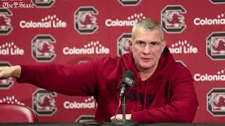 Download Frank Martin couldn't have said it any better. He talks about parents coaching from the stands. Video