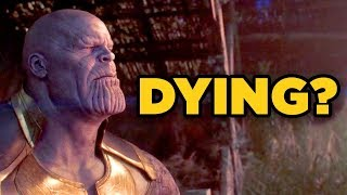 Download Avengers Infinity War - IS THANOS DYING? (Stormbreaker Wound Explained!) Video