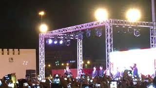 Download Shah Rukh Khan at Muscat Oman Entry Video