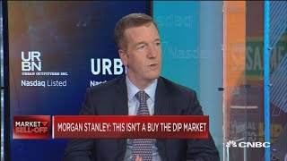 Download Don't buy this dip, says Morgan Stanley's top strategist Video
