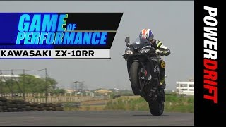 Download Kawasaki Ninja ZX10RR : Game Of Performance : Episode 4 Video