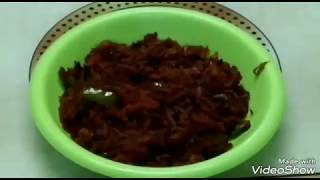 Download ቀይ ስር ጥብስ (ጣፋጭና የሚያቃጥል) spicy beetroot fry Video