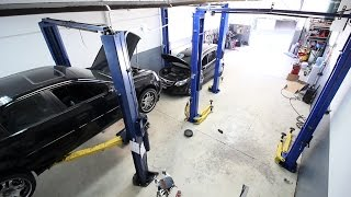 Download How Auto Repair shops are laid out in California Video
