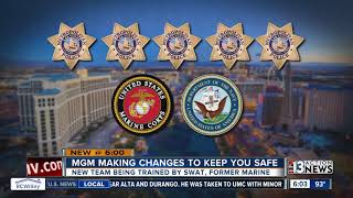 Download MGM making security changes in wake of 1 October Video