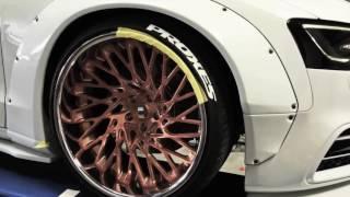 Download Optimus Performance Road 2 Sema- Liberty Walk Audi S5 Video