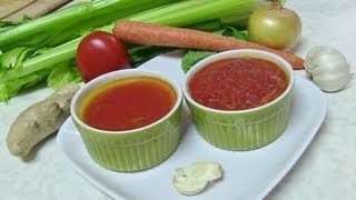 Download Homemade Vegetable Stock & Broth (Flavor Boost) - Video Recipe - Health Diet Video