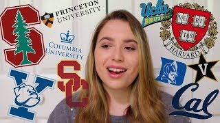 Download I APPLIED TO 20+ COLLEGES!! (and was accepted to...) Video