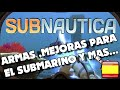 Download SUBNAUTICA: EXOTRAJE ARMAS, MEJORAS Y MAS... Video