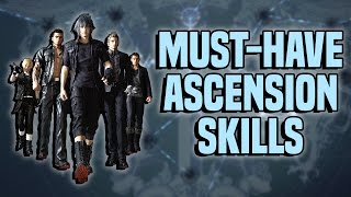 Download Final Fantasy XV Guide: Which Ascension Skills To Level First Video